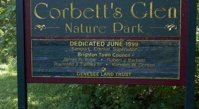 Photo of Trail Corbett's Glen Nature Park at Glen Rd, Brighton, NY 14625, United States