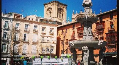 Photo of Plaza Plaza de Bib-Rambla at Plaza De Bib Rambla, Granada 18001, Spain
