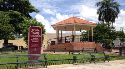 Photo of Park Parque de La Ermita de Santa Isabel at Calle 77, Mérida, Mexico