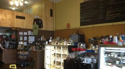 Photo of Cafe Bagel Exchange at 107 W Center St, Kingsport, TN 37660, United States