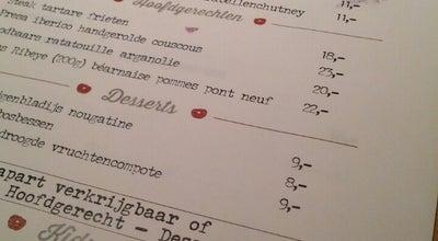 Photo of French Restaurant Wannes Raps at Schaffensestraat 17, Diest 3290, Belgium