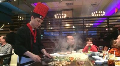 Photo of Japanese Restaurant Gourmet Garden at 95 Washington St, Canton, MA 02021, United States