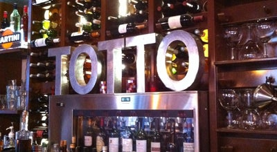Photo of Italian Restaurant Totto at 10 Place Du Parlement, Bordeaux 33000, France
