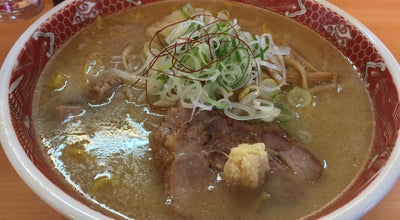 Photo of Ramen / Noodle House 麺屋 朱雀 at 春日町3-16-23, 苫小牧市 053-0031, Japan