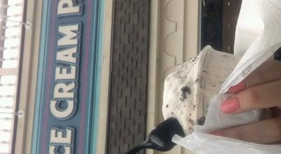 Photo of Ice Cream Shop Toft's Ice Cream Parlor at Cedar Point, Sandusky, OH 44870, United States