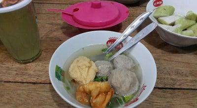 Photo of Asian Restaurant Warung Bakso Sempulur at Jl. Lumajang Depan Sti, Probolinggo, Indonesia