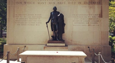 Photo of Sculpture Garden Tomb Of The Unknown Soldier at 209 West Washington Square, Philadelphia, PA 19107, United States