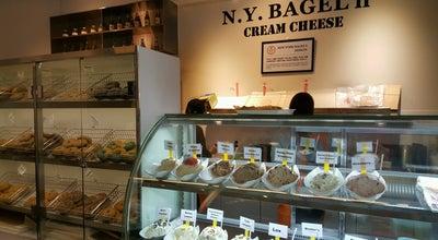 Photo of Bagel Shop N.Y.bagel n' cream cheese at 인천광역시 연수구 송도, 인천시, South Korea