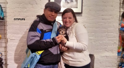Photo of Pet Store Citipups Chelsea at 147 8th Ave, New York, NY 10011, United States