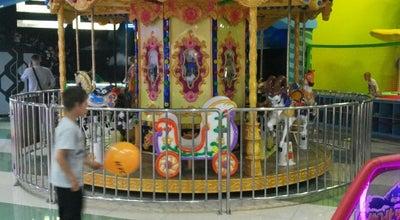 Photo of Arcade Парк развлечений at Трц Изумрудный Город, Tomsk, Russia