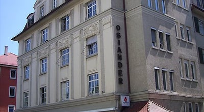 Photo of Bookstore OSIANDER at Wilhelmstr. 12, Tübingen 72074, Germany