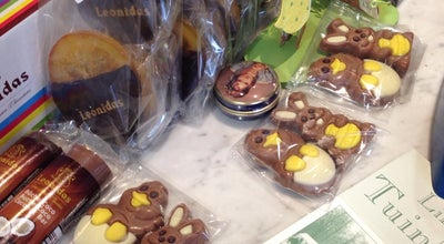 Photo of Chocolate Shop Leonidas at Ronse, Belgium