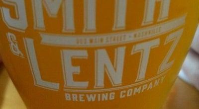 Photo of Brewery Smith & Lentz at 903 Main St, Nashville, TN 37206, United States