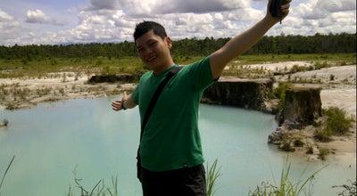 Photo of Lake Danau Biru at Jl. Wonosari, SINGKAWANG, Indonesia
