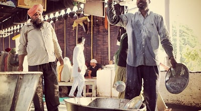 Photo of Vegetarian / Vegan Restaurant Langar (Free Kitchen), Golden Temple at Golden Temple Complex, Amritsar, Pakistan