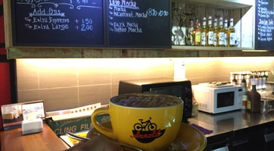 Photo of Cafe Arnold Cycling Cafe at Level 2, Kb Mall, Kota Bharu, Kelantan, Malaysia