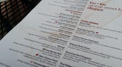 Photo of Asian Restaurant Buku: Global Street Food at 110 East Davie Street, Raleigh, NC 27601, United States