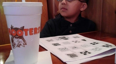 Photo of Wings Joint Hooters Restaurant at 1290 Riverdale St, West Springfield, MA 01089, United States
