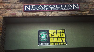 Photo of Pizza Place Ciao Baby! at 980 W Poplar Ave., Collierville, TN 38017, United States