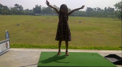 Photo of Golf Course Araya Driving Range at Araya Golf & Family Club, Malang, Indonesia