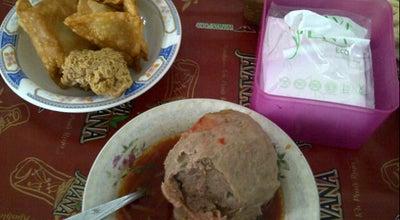Photo of Asian Restaurant Bakso Sabar at Prapatan Bonsari, Yosowilangun 67382, Indonesia