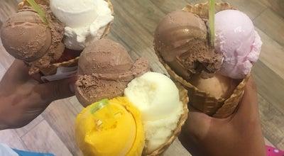 Photo of Ice Cream Shop Fenocchio at 6 Rue De La Poissonnerie, Nice 06300, France