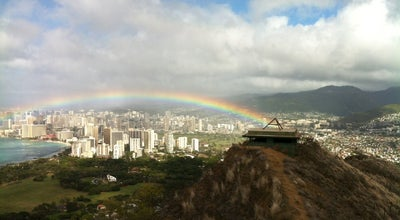Photo of Scenic Lookout Diamond Head Crater at 3150 Monsarrat Ave, Honolulu, HI 96821, United States