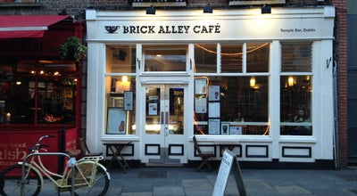 Photo of Cafe Brick Alley Cafe at 25 Essex St E, Dublin 2, Ireland