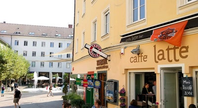 Photo of Cafe Cafe Latte Bar at Oberer Kirchplatz 8, Villach, Austria