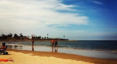 Photo of Beach Playa Pocitos at Rambla República Del Peru, Montevideo, Uruguay
