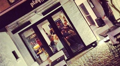 Photo of Bar Playground at Rue Washingtonstraat 76, Elsene / Ixelles 1050, Belgium