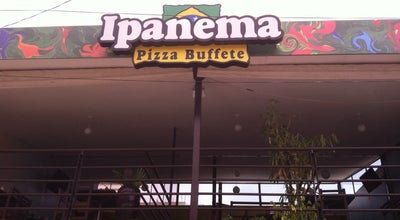 Photo of Pizza Place Ipanema Pizza Buffete Mlm at Gob. Aristeo Mercado 57, Morelia 58280, Mexico