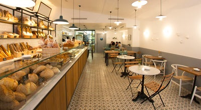 Photo of Bakery Miga Bakery at C. Julian Romea, 8, Madrid 28047, Spain