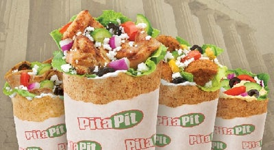 Photo of Sandwich Place Pita Pit Claremont at 1 N Indian Hill Blvd, Claremont, CA 91711, United States
