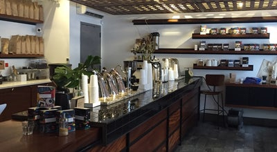 Photo of Coffee Shop City of Saints Coffee Roasters at 79 E 10th St, New York, NY 10003, United States