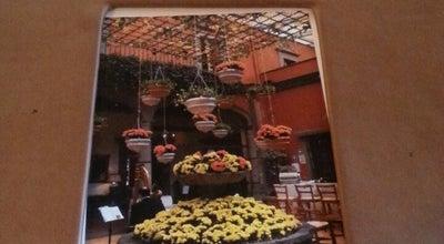 Photo of Restaurant Hacienda De Los Morales at Ciudad de México, Mexico