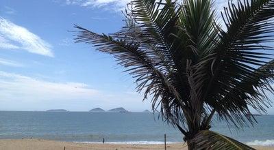 Photo of Beach Praia Bar do Coco at Brazil