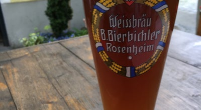Photo of Beer Garden Fischküche at Gillitzerstraße 10, Rosenheim 83022, Germany