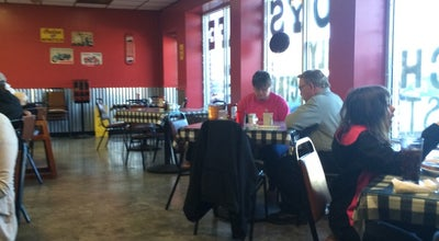 Photo of Cafe Fat Boys Café at 606 E Wyandotte Ave, McAlester, OK 74501, United States