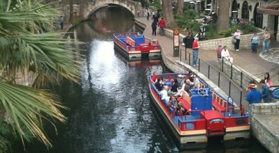 Photo of Mediterranean Restaurant Bella on the River at 106 River Walk St, San Antonio, TX 78205, United States