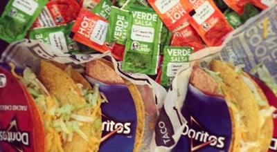 Photo of Fast Food Restaurant Taco Bell at 1604 S La Brea Ave, Los Angeles, CA 90019, United States