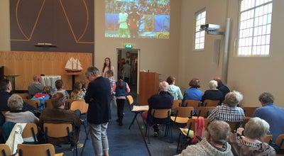 Photo of Church Het Kompas (GKV) at Piet Heinplein 13, Zoetermeer 2712 KC, Netherlands