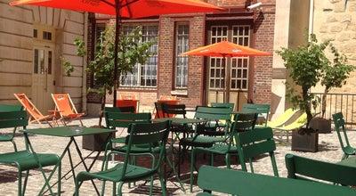 Photo of Beer Garden Café Cour at 55 Rue Des Francs-bourgeois, Paris 75004, France