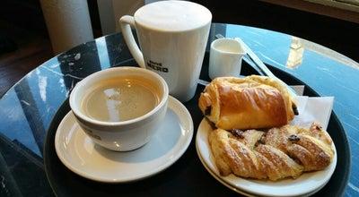 Photo of Coffee Shop Caffè Nero at 8-9 Horsemarket, Darlington DL1 5PW, United Kingdom