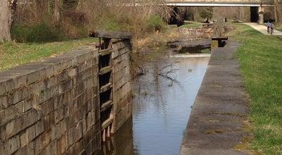 Photo of Trail Seven Locks 7 (Lock #14) at Chesapeake & Ohio Canal National Historic Park, Bethesda, MD 20815, United States