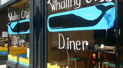 Photo of Diner Whaling City Diner at 894 Purchase St, New Bedford, MA 02740, United States