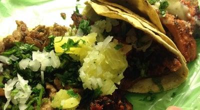 Photo of Vegetarian / Vegan Restaurant Por Siempre Vegana Taquería at Manzanillo, Cuauhtémoc, Ciudad de México, DF 06700, Mexico