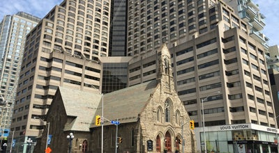 Photo of Mall Manulife Centre at 55 Bloor St. W, Toronto, ON M4W 1A5, Canada
