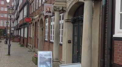 Photo of Art Museum Johannes-Brahms-Museum at Peterstraße 39, Hamburg 20355, Germany