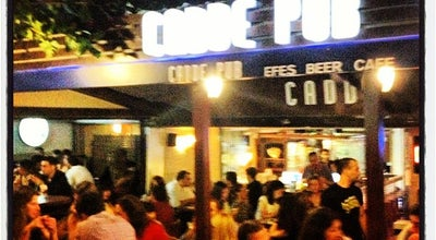 Photo of Pub Cadde Pub at Dr. Mustafa Enver Bey Caddesi, Alsancak, Turkey